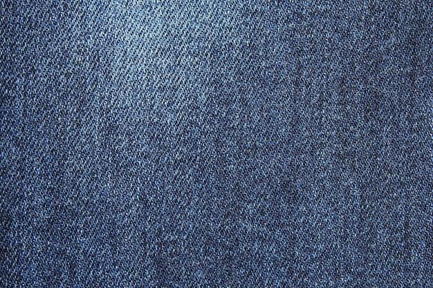 Strukturierter blauer denim-hintergrund