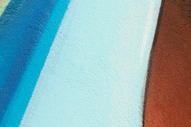 Strukturierter gemalter wandhintergrund
