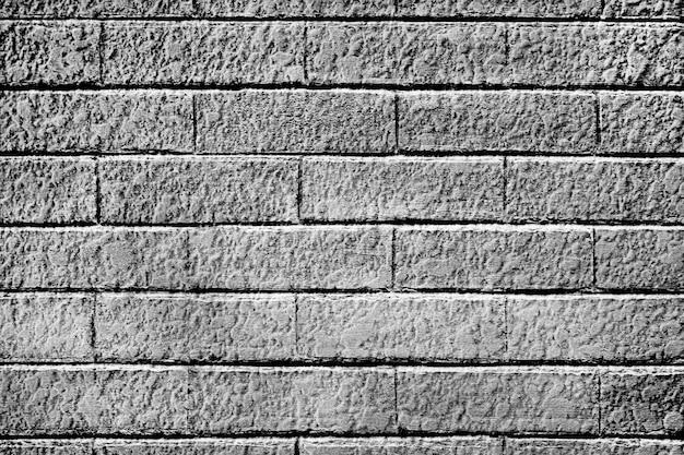Strukturierter hintergrund der modernen backsteinmauer