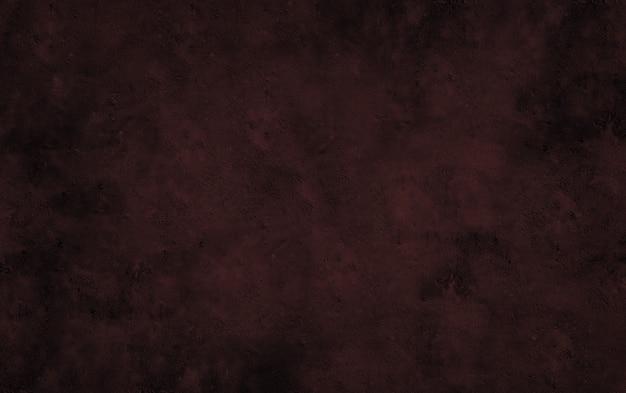 Strukturierter hintergrund des dunkelroten oder braunen rostigen schmutzes