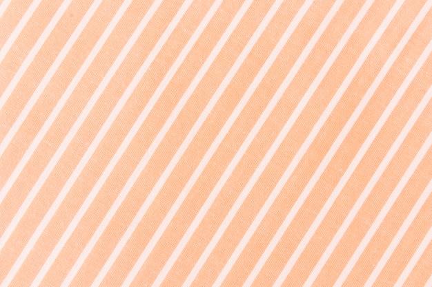 Strukturierter hintergrund des gewebes mit diagonalen linien