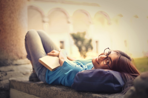 Studieren an einer universität