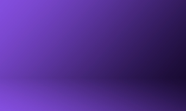 Studio hintergrund dark gradient lila. Premium Fotos
