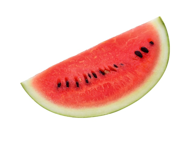 Stück wassermelone