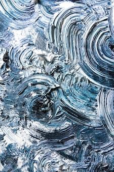 Sturm. creme strukturierte malerei auf nahtlosem hintergrund, abstrakte kunstwerke. hintergrundbild für gerät, exemplar für werbung. das kunstprodukt des künstlers, zweifarbig. inspiration, kreative beschäftigung.