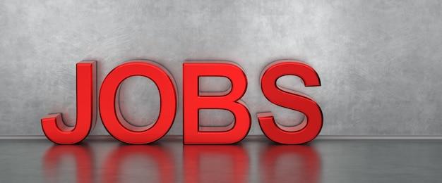 Suchen sie ein jobtext-banner