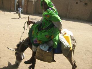 Sudan im schmerz