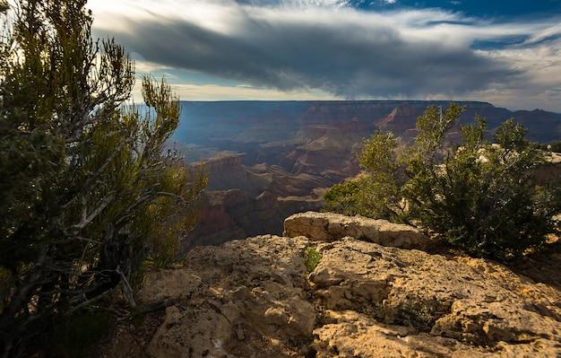 Südkante, nationalpark grand canyon usa