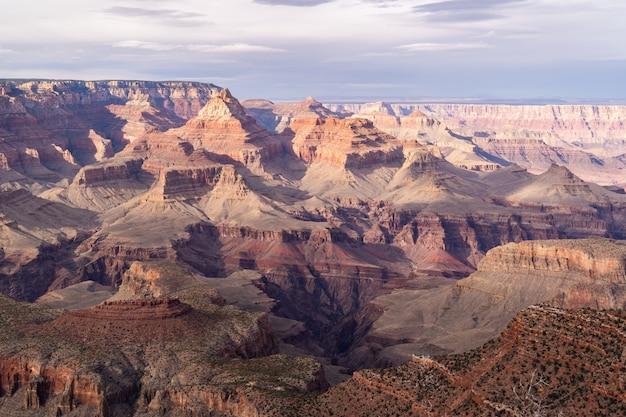Südrand des grand canyon