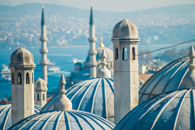 Süleymaniye-moschee, istanbul