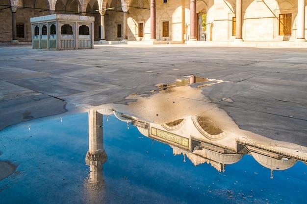 Süleymaniye moschee, istanbul