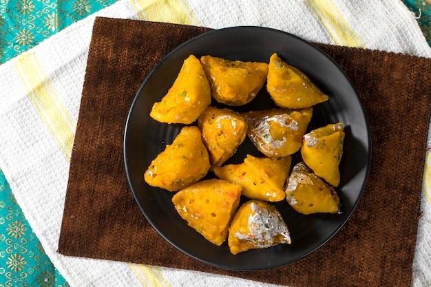 Süße samosa