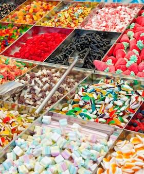 Süßigkeiten kaufen