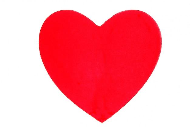Süßigkeits-valentinsgruß-süßer roter herd