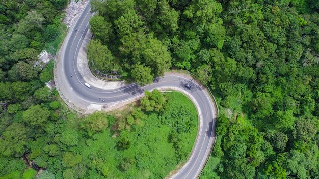 Sumatra-damm in den bergen von seulawah inong aceh besar bezirk aceh provinz indonesien