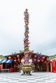 Suphanburi city pillar shrine