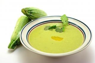 Suppe, schüssel
