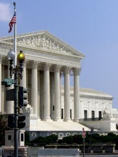 Supreme court - washington dc, bekannt