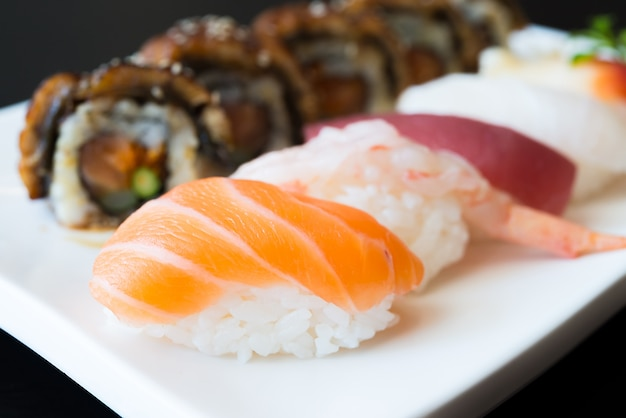 Sushi rolle