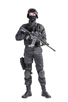 Swat-polizist