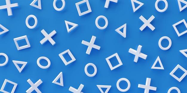 Symbole symbol des gamecontrollers