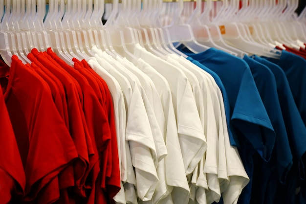 T-shirt im shop