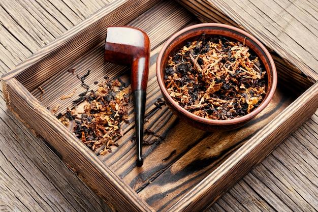 Tabakpfeife aus holz