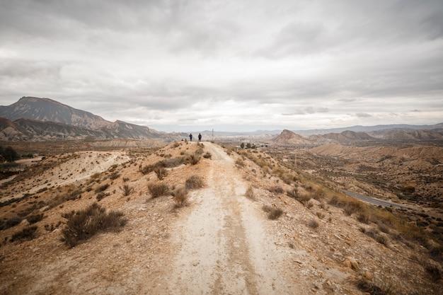 Tabernas wüste, almeria