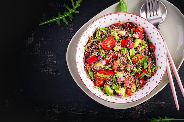 Taboulé mit quinoa