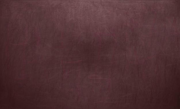 Tafel/tafel-textur. leere leere rote tafel mit kreidespuren