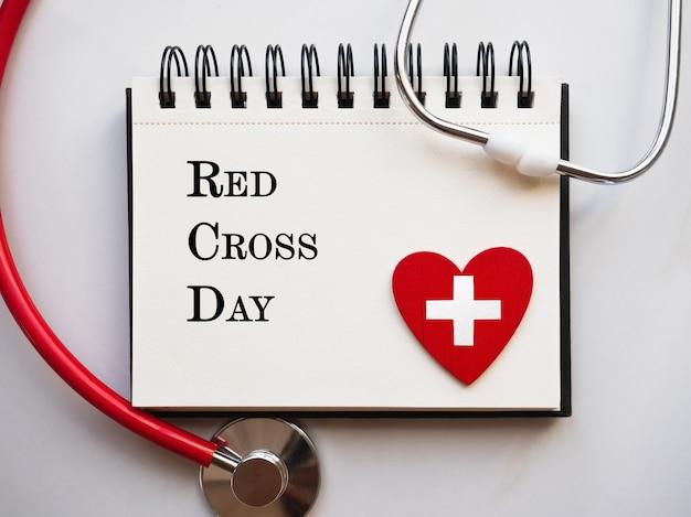 Tag des roten kreuzes