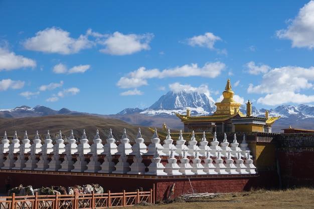 Tagong tempel