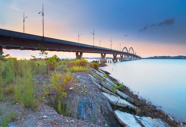 Tanjung pinang stadtbrücke