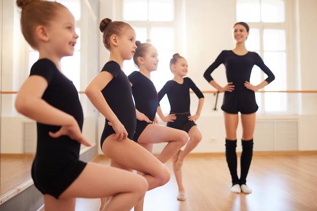 Tanzkurs für mädchen