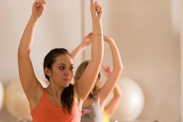 Tanzunterricht für frauen