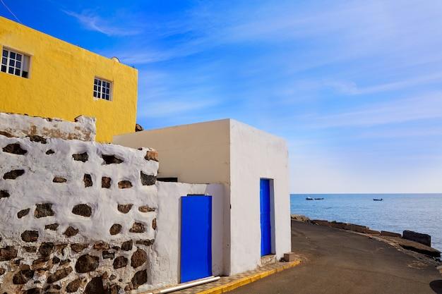 Taralejo-strand fuerteventura in kanarischen inseln