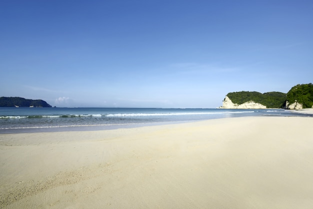 Tarimbang beach, sumba, indonesien