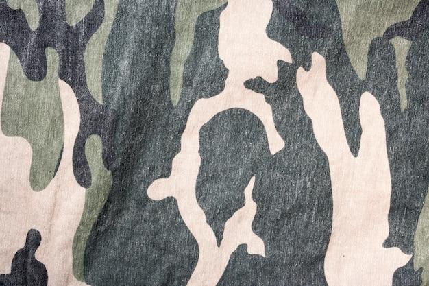 Tarnung stoff textur muster hintergrund.