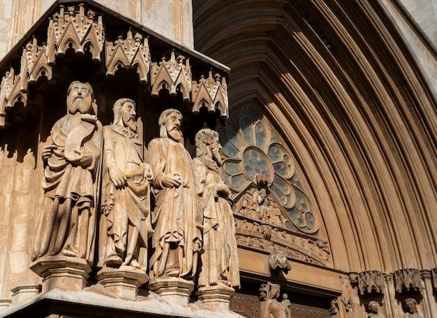 Tarragona kathedrale details