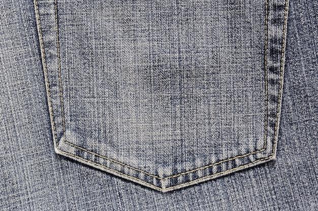 Tasche aus denim-jeans