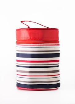 Tasche eines zylinders.