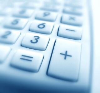 Taschenrechner finanzielle