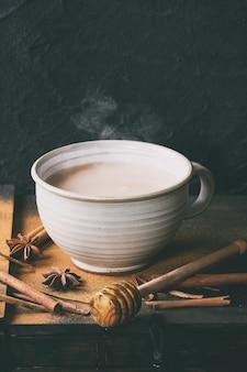 Tasse masala chai