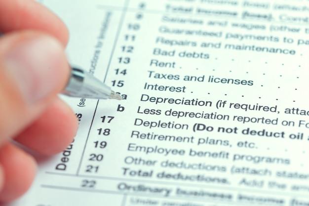 Tax time - englische redewendung,