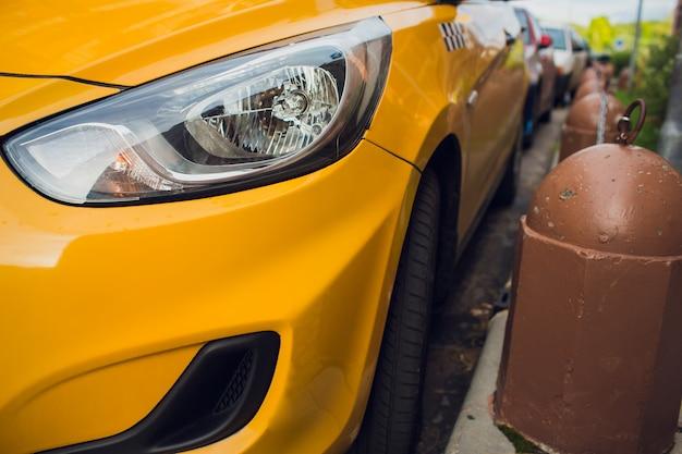 Taxi annehmlichkeiten bernstein auto auto stadtstraße.