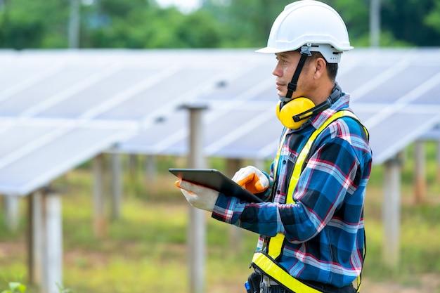 Technische anlagen zur stromerzeugung solarenergie.