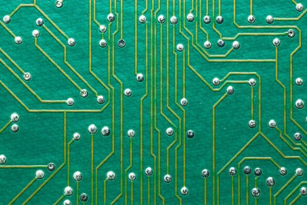 Technologie der elektronischen leiterplatte