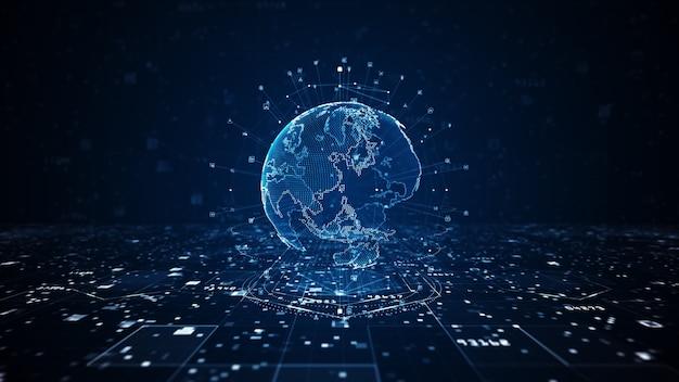Technologie netzwerk datenverbindung