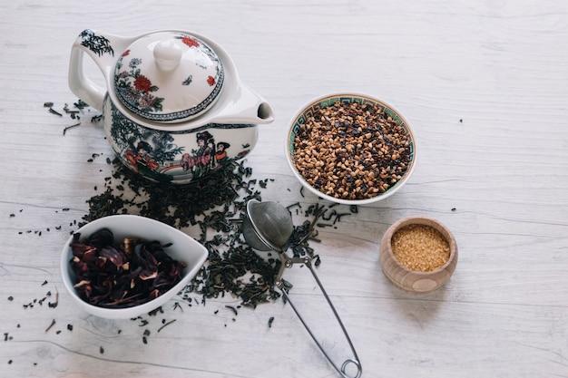 Tee brauzubehör