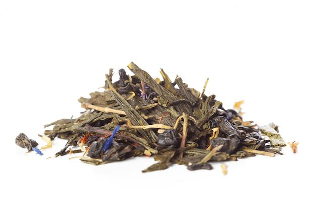Tee isoliert auf weiß